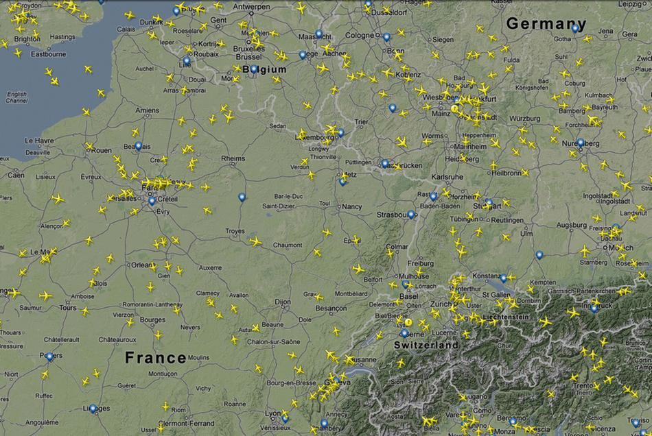 Trafic Aerien